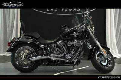 2014 Harley-Davidson Softail Softail Fatboy Black for sale craigslist