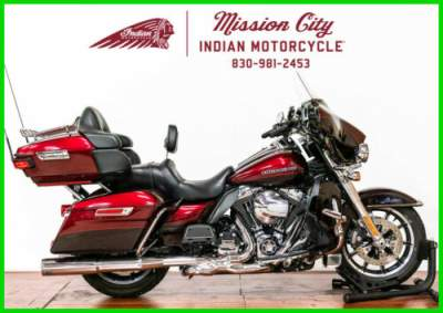2014 Harley-Davidson Touring FLHTK - Electra Glide Ultra Limited Mysterious Red Sunglo / Blackened Cayanne Sunglo for sale
