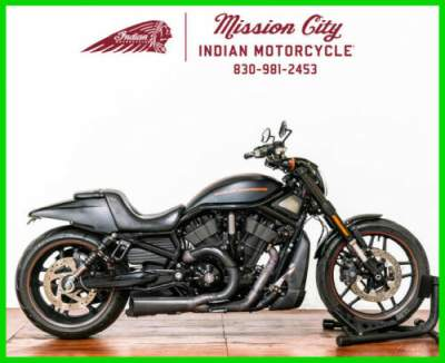 2014 Harley-Davidson V-Rod VRSCDX - Night Rod Special Black Denim for sale craigslist
