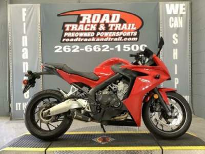 2014 Honda CBR Red for sale craigslist