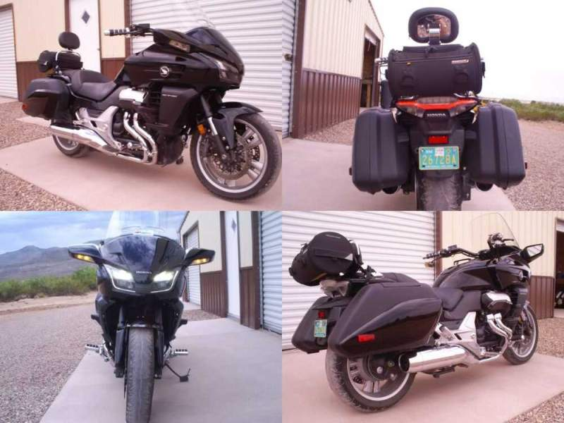 2014 Honda CTX1300 Black for sale craigslist