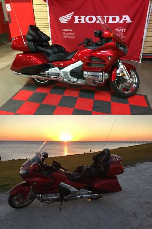 2014 Honda Gold Wing Airbag Red for sale craigslist