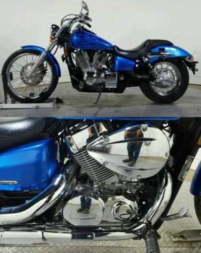 2014 Honda Shadow Spirit™ 750 Blue for sale