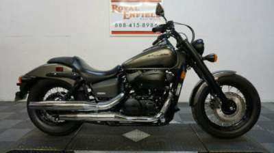 2014 Honda Shadow LOW MILES NICE BIKE Gray for sale craigslist