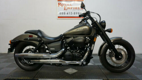 2014 Honda Shadow LOW MILES NICE BIKE Gray for sale