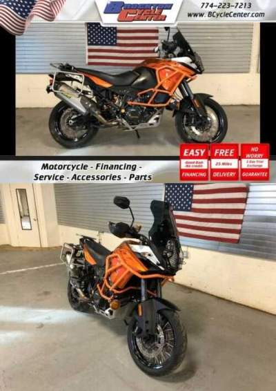 2014 KTM 1190 Adventure Orange for sale