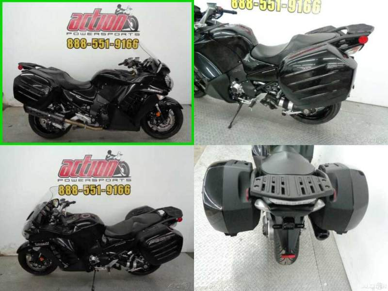 2014 Kawasaki Vulcan 14 ABS Metallic Spark Black for sale