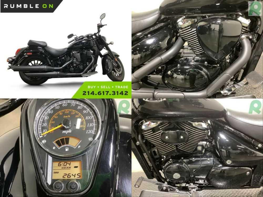 2014 Suzuki Boulevard CALL (877) 8-RUMBLE Black for sale craigslist