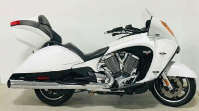 2014 Victory Vision Tour White for sale