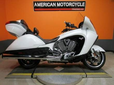 2014 Victory Vision White for sale craigslist