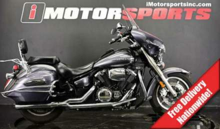 2014 Yamaha V Star 1300 Deluxe Silver for sale