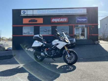 2015 Aprilia Caponord 1200 ABS Travel Pack WH for sale