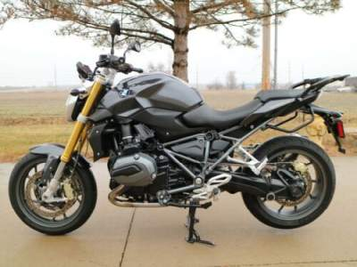 2015 BMW R-Series Gray for sale