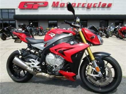 2015 BMW S1000R Red for sale