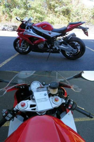 2015 BMW S1000RR Red for sale craigslist