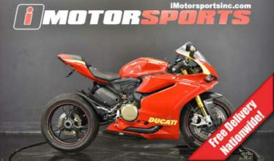 2015 Ducati 1299 Panigale S Red Red for sale