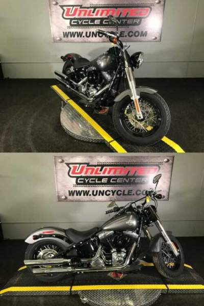 2015 Harley-Davidson Softail Charcoal Satin for sale