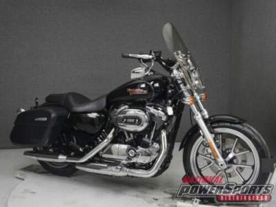 2015 Harley-Davidson Sportster XL1200T 1200 SUPERLOW VIVID BLACK for sale