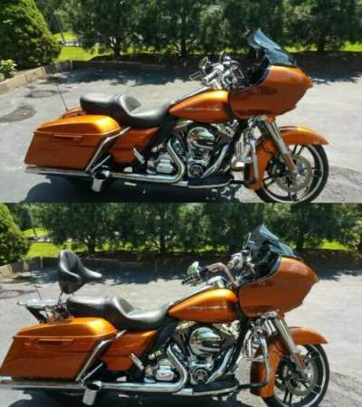 2015 Harley-Davidson Touring Amber Whiskey for sale craigslist