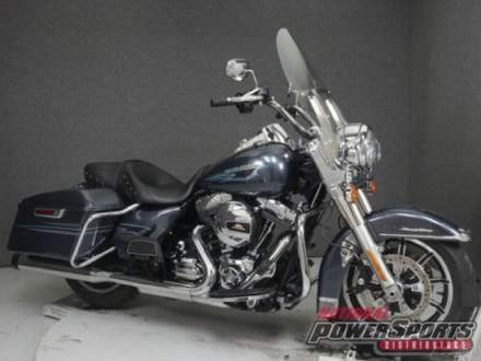 2015 Harley-Davidson Touring FLHR ROAD KING BLACK MAGIC for sale craigslist