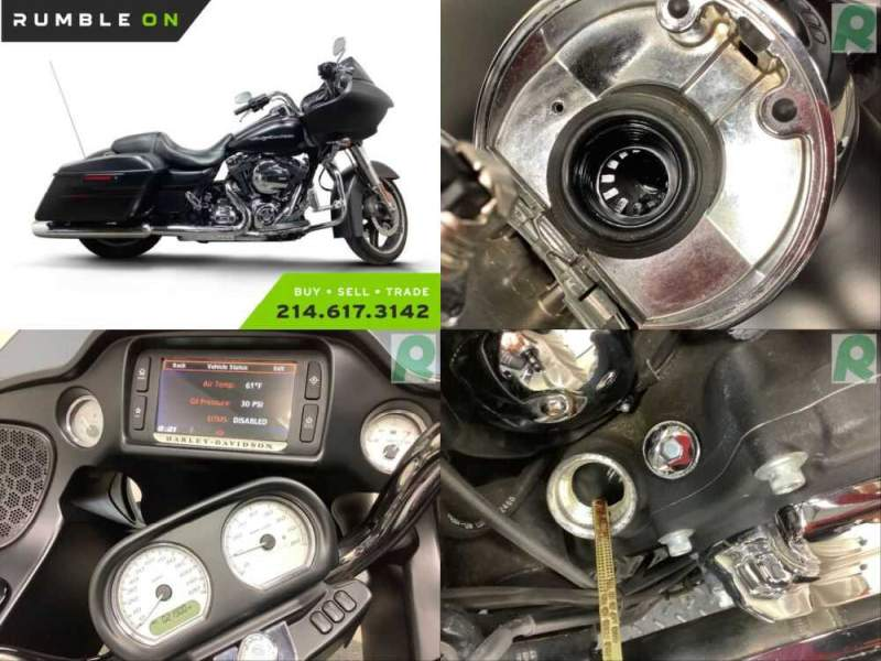 2015 Harley-Davidson Touring CALL (877) 8-RUMBLE Black for sale craigslist