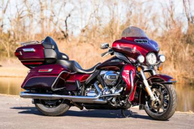 2015 Harley-Davidson Touring Mysterious Red Sunglo/Merlot Sunglo 2-Tone for sale craigslist