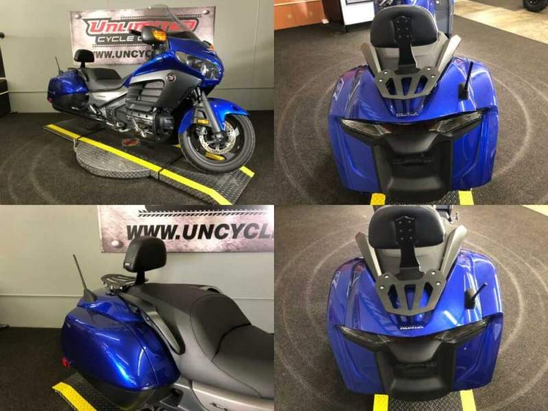 2015 Honda Gold Wing F6B® Deluxe Blue for sale craigslist