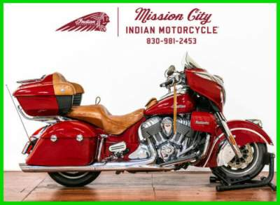 2015 Indian Roadmaster Indian Red Indian Red for sale craigslist