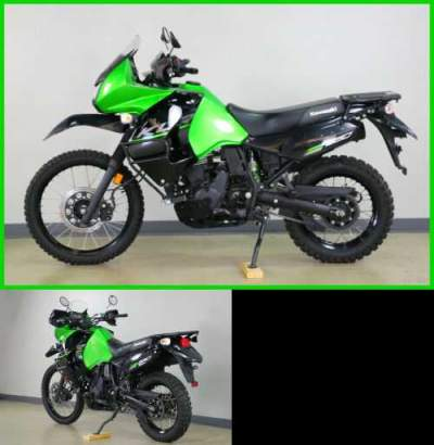 2015 Kawasaki KLR 650 Green for sale craigslist