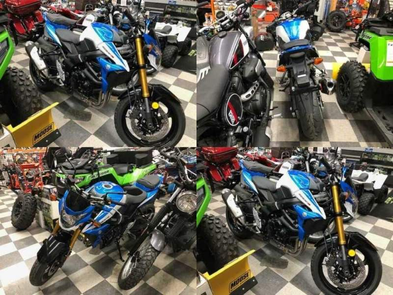 2015 Suzuki GSX / Katana Blue for sale