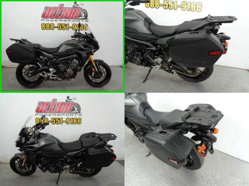 2015 Yamaha FJR 09 Matte Gray for sale