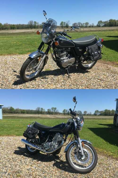 2015 Yamaha SR400 Gray for sale craigslist