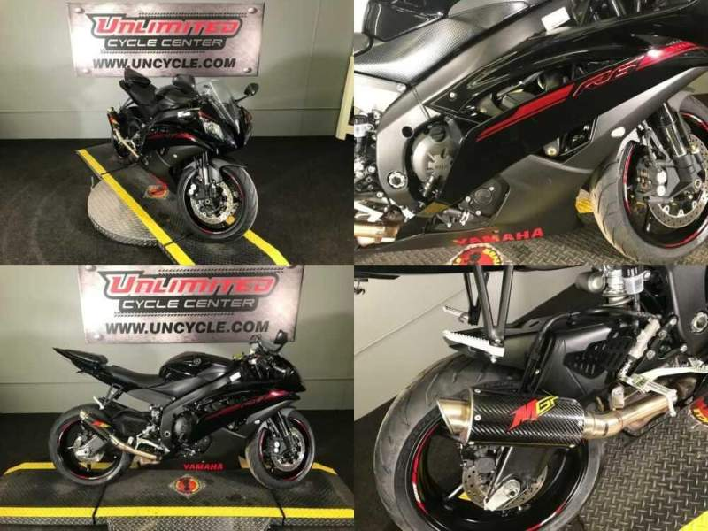 2015 Yamaha YZF-R Raven for sale craigslist