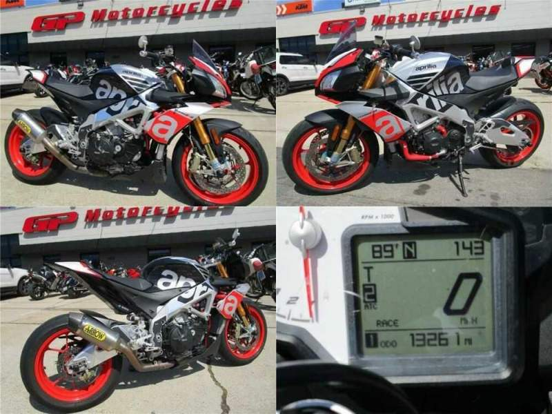 2016 Aprilia Tuono V4 1100 Factory SUPERPOLE GRAPHICS for sale craigslist