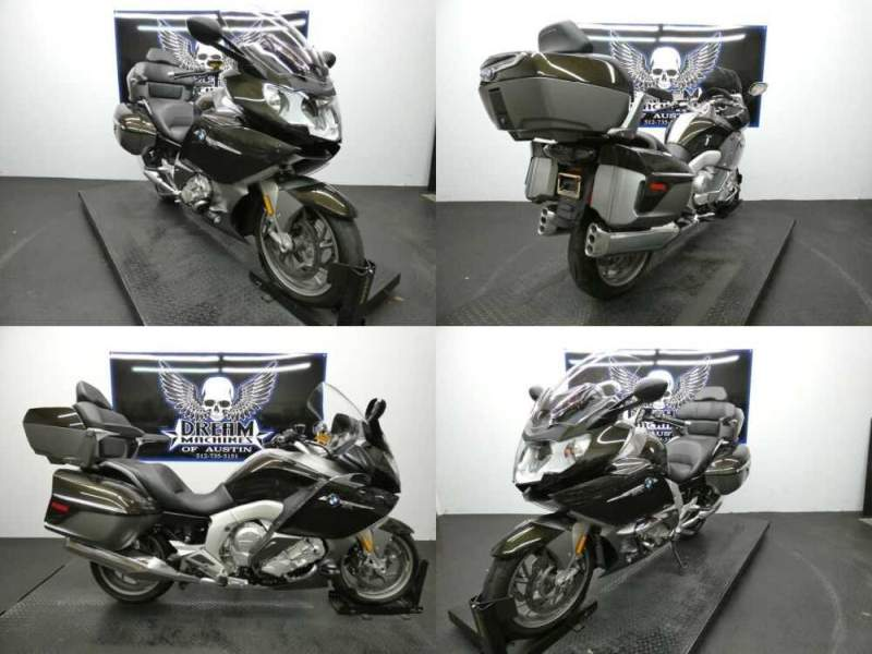 2016 BMW K 1600 GTL Exclusive Sparkling Storm Metallic Sparkling Storm Metallic for sale craigslist