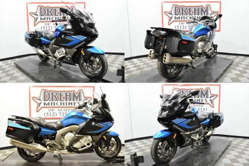 2016 BMW K-Series Blue for sale craigslist