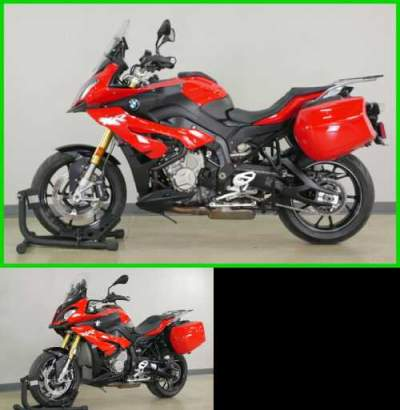 2016 BMW S S1000XR Red for sale craigslist