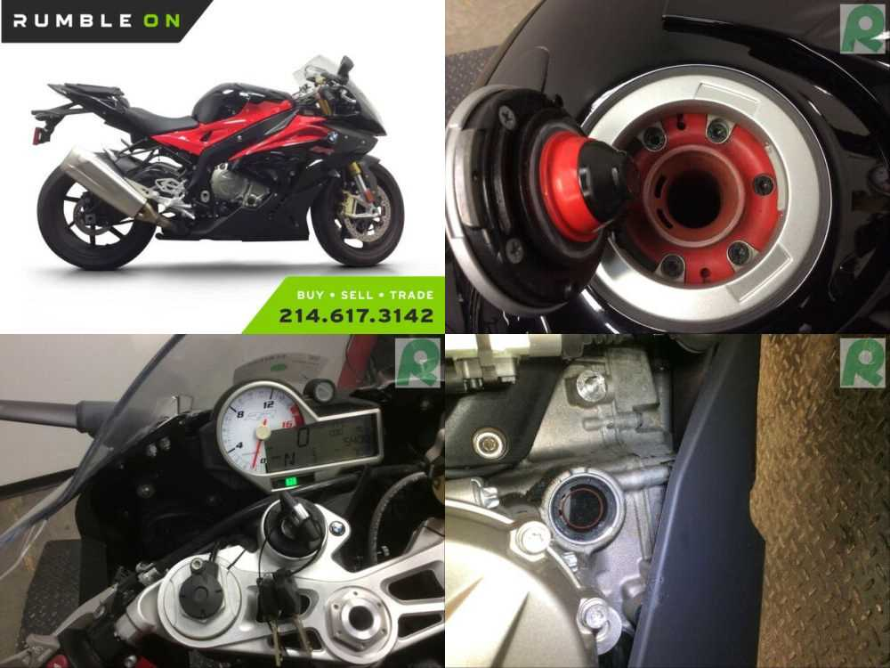 2016 BMW S1000RR CALL (877) 8-RUMBLE Red for sale craigslist