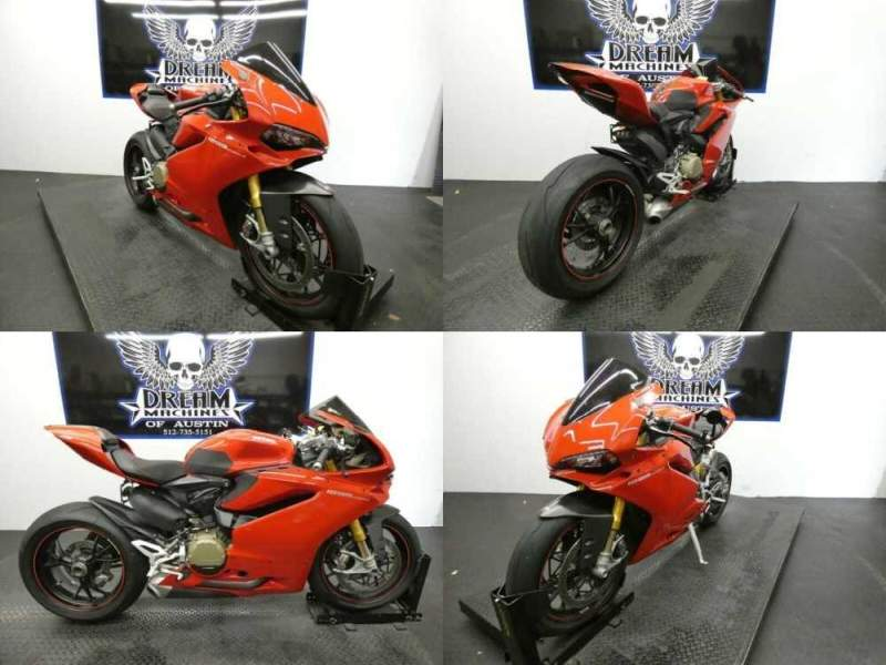 2016 Ducati 1299 Panigale S Red for sale craigslist