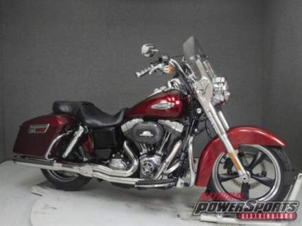 2016 Harley-Davidson Dyna FLD SWITCHBACK VELOCITY RED SUNGLO for sale craigslist