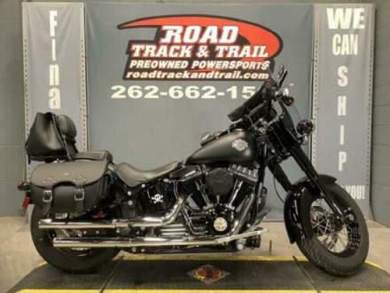 2016 Harley-Davidson FLS - Softail Slim® Black for sale