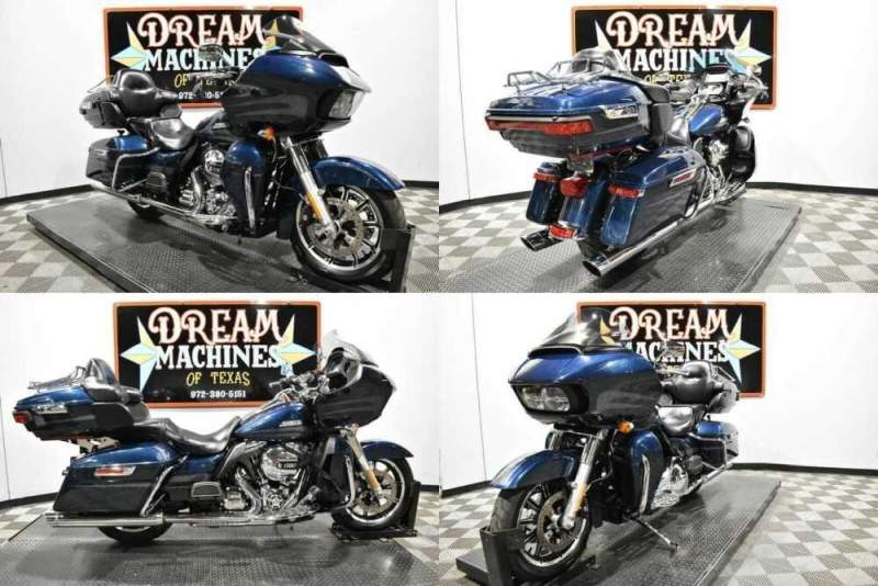2016 Harley-Davidson FLTRU - Road Glide Ultra Blue for sale