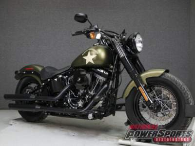 2016 Harley-Davidson Softail OLIVE GOLD DENIM for sale craigslist