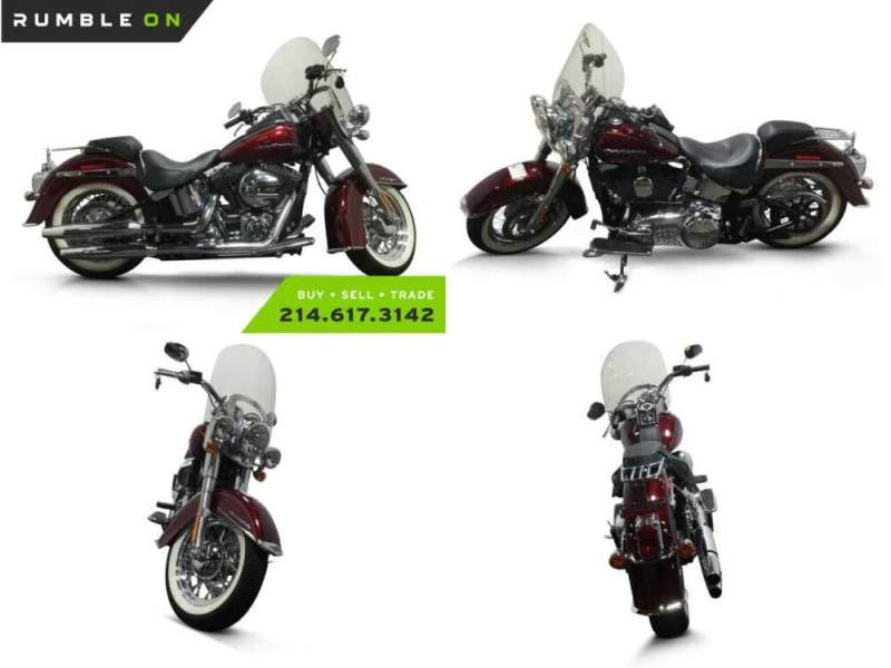 2016 Harley-Davidson Softail CALL (877) 8-RUMBLE Red for sale craigslist