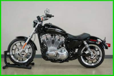 2016 Harley-Davidson Sportster XL883 Superlow (Only 300 M Black for sale