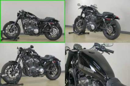 2016 Harley-Davidson Sportster 1200 Roadster (Coming Soon) Black for sale