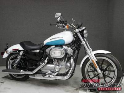 2016 Harley-Davidson Sportster XL883L 883 SUPERLOW CRUSHED ICE PEARL/FROSTED TEAL PEARL for sale craigslist