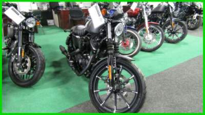 2016 Harley-Davidson Sportster Iron 883 MATTE GRAY for sale craigslist