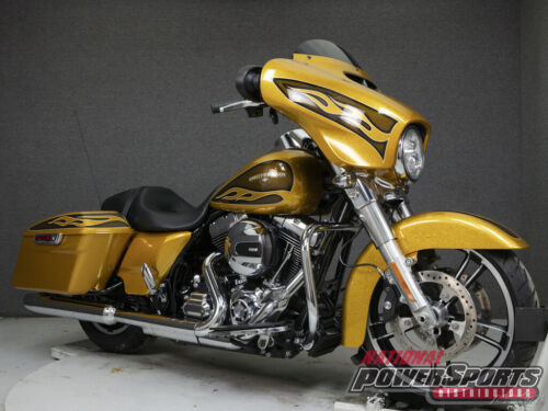 2016 Harley-Davidson Touring HARD CANDY CUSTOM GOLD FLAKE for sale craigslist
