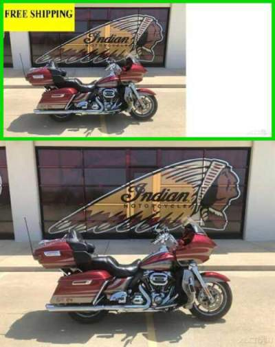 2016 Harley-Davidson Touring Ruby Red / Palladium Silver for sale craigslist